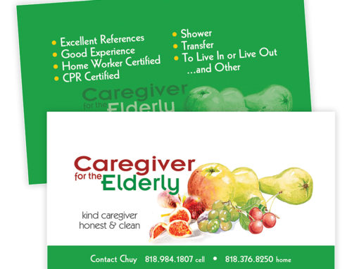 Caregiver for the Elderly