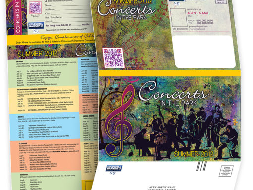Concerts in the Park 2012