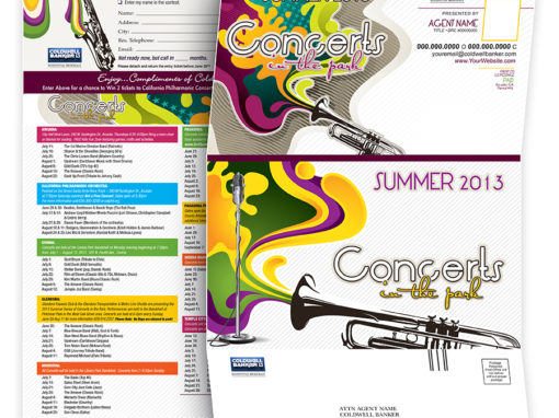 Concerts in the Park 2013