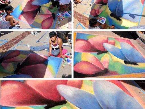 Pasadena Chalk Festival 2012