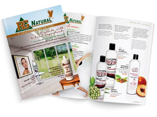 RG Natutal Booklet