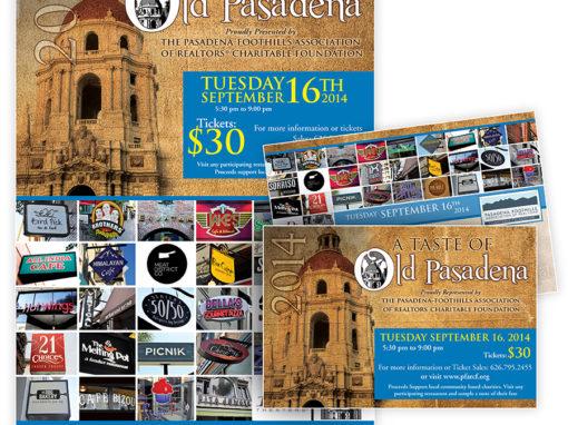 A Taste of Old Pasadena 2014