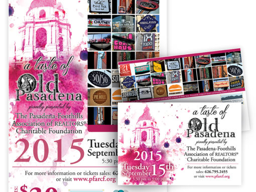 A Taste of Old Pasadena 2015