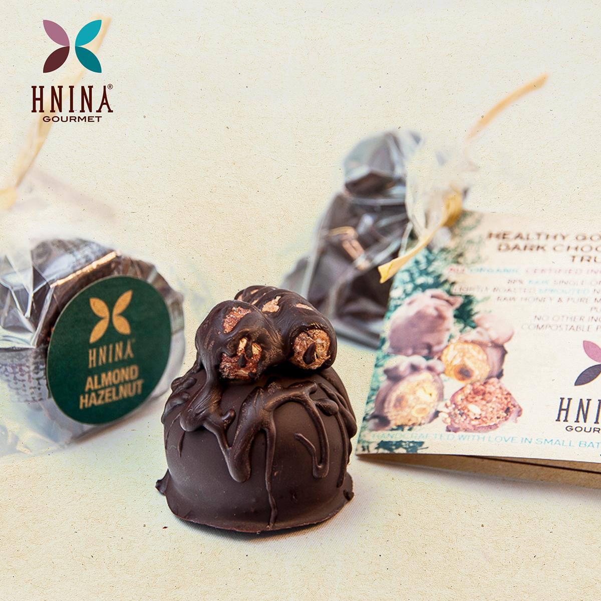 Hnina Gourment Labels
