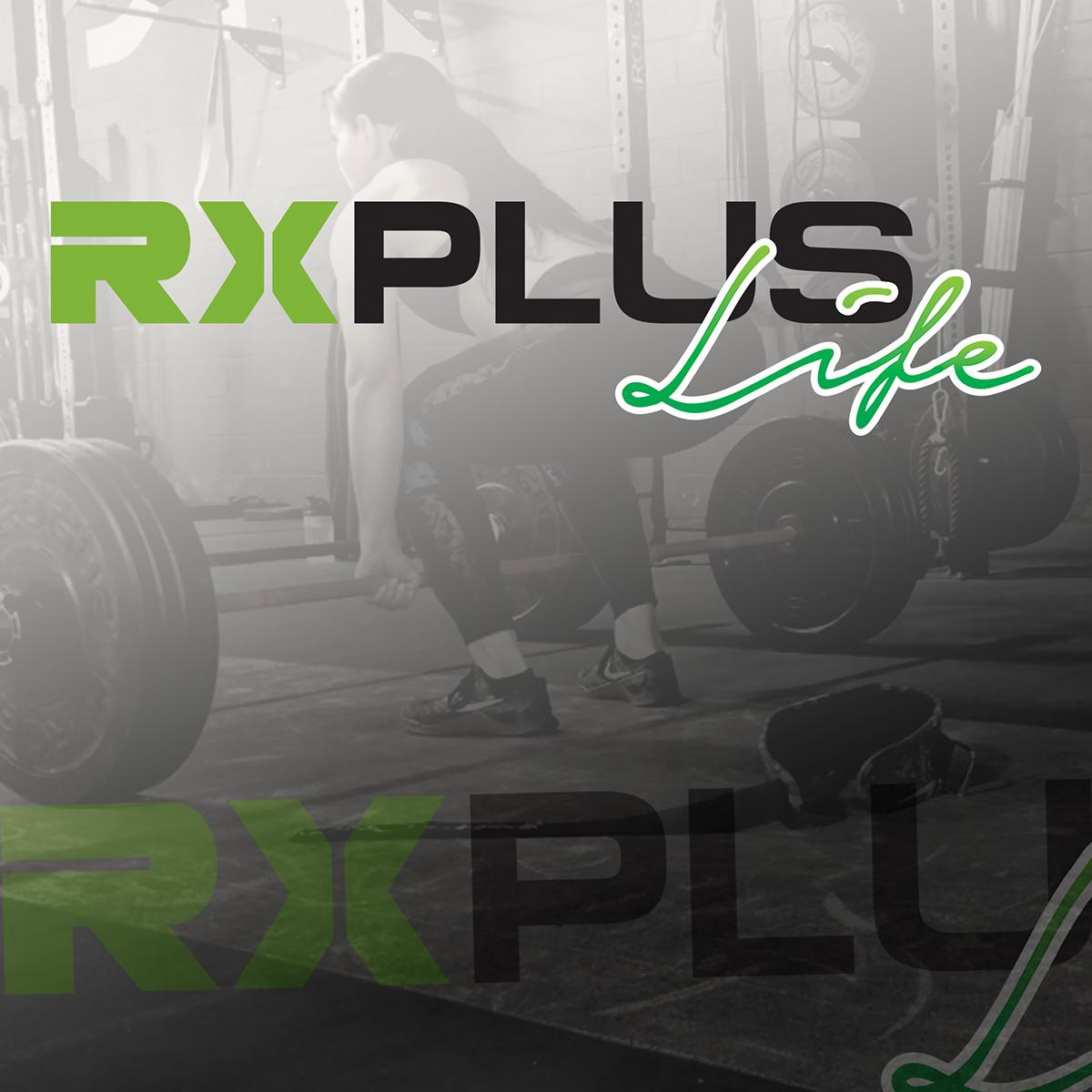RX Plus Life Logo