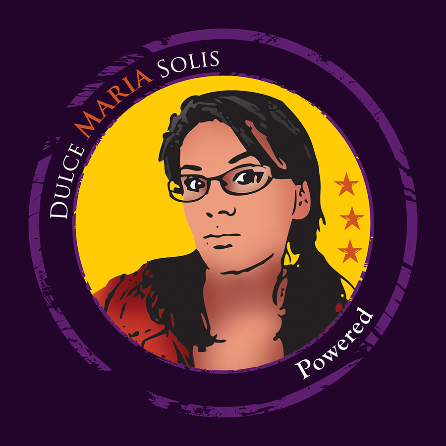 Dulce Maria Solis Logo