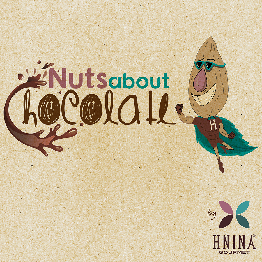 Nuts About Chocolate Logo