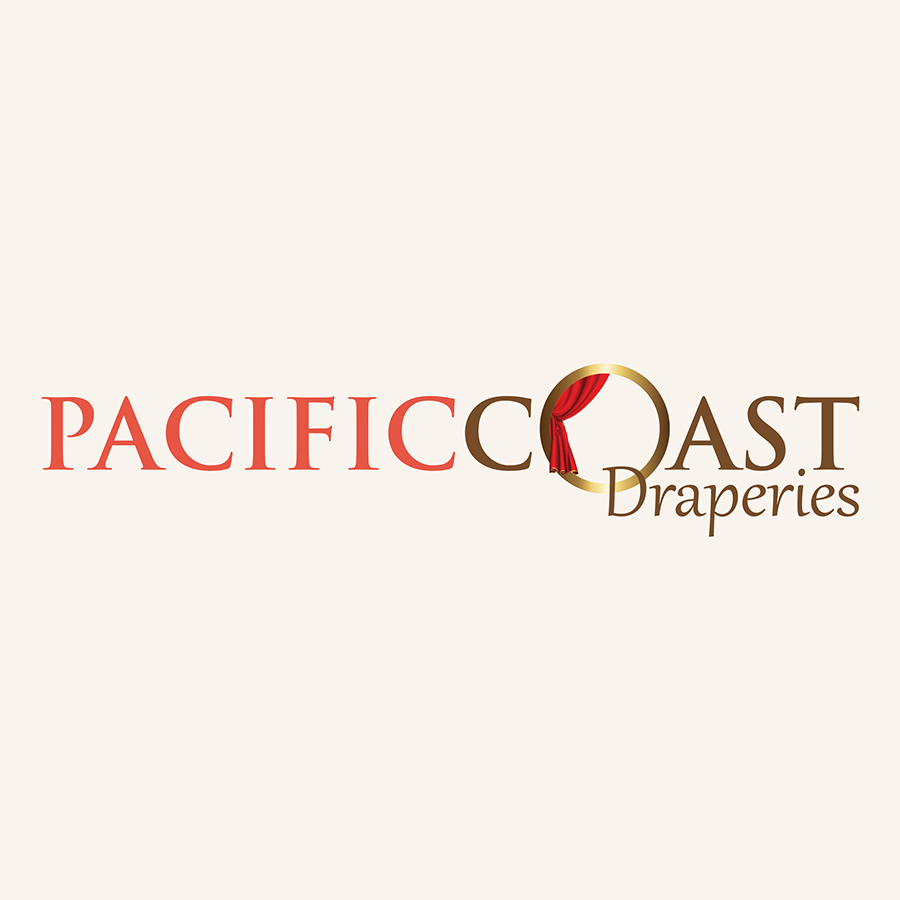 Pacific Coast Draperies Logo