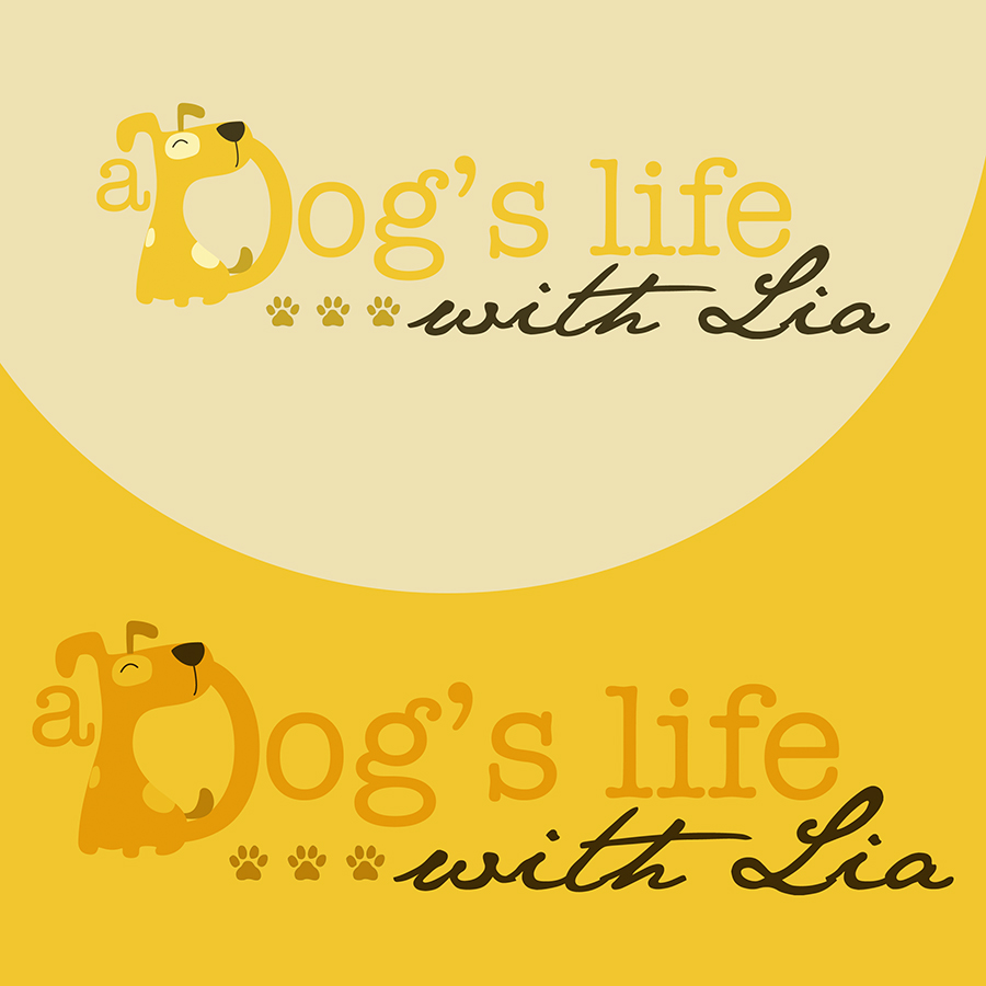 a Dogs Life Logo